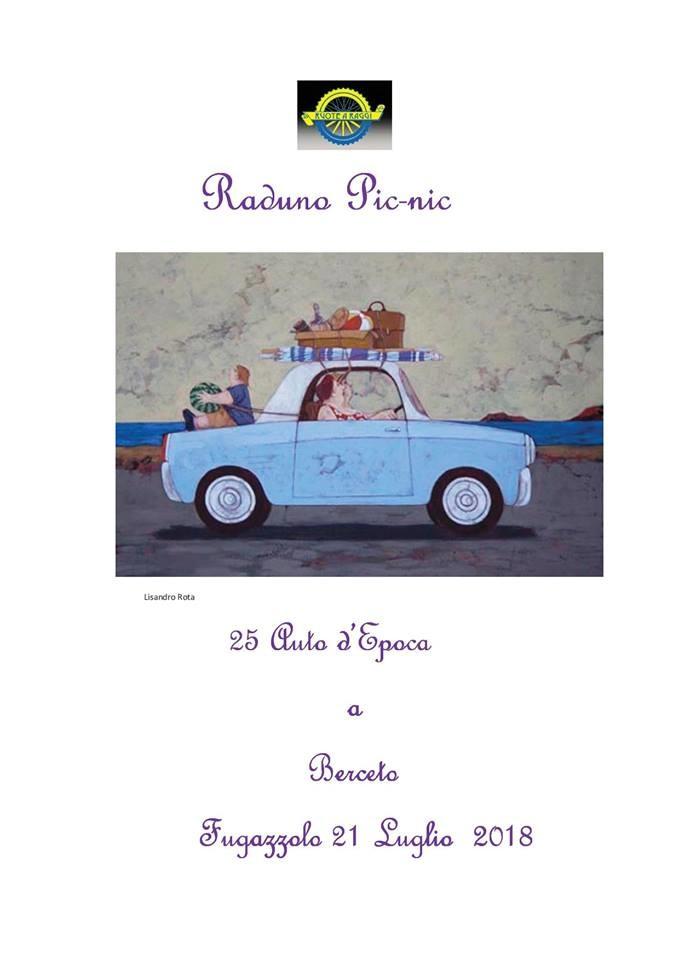 Raduno Pic-nic a Berceto