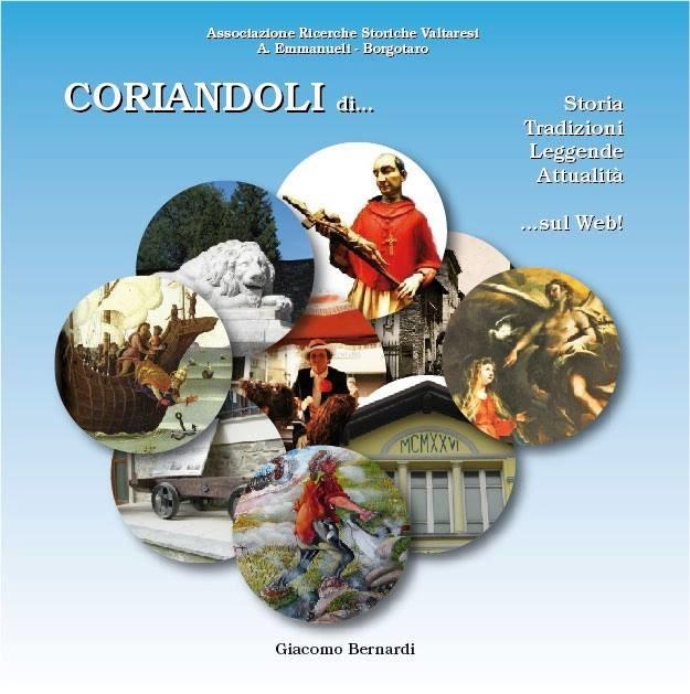 "Giacomo Bernardi presenta il suo ultimo libro ""Coriandoli"""