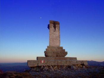 Eclissi di Luna e Stelle Cadenti sul Monte Caio
