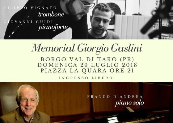 Memorial Giorgio Gaslini