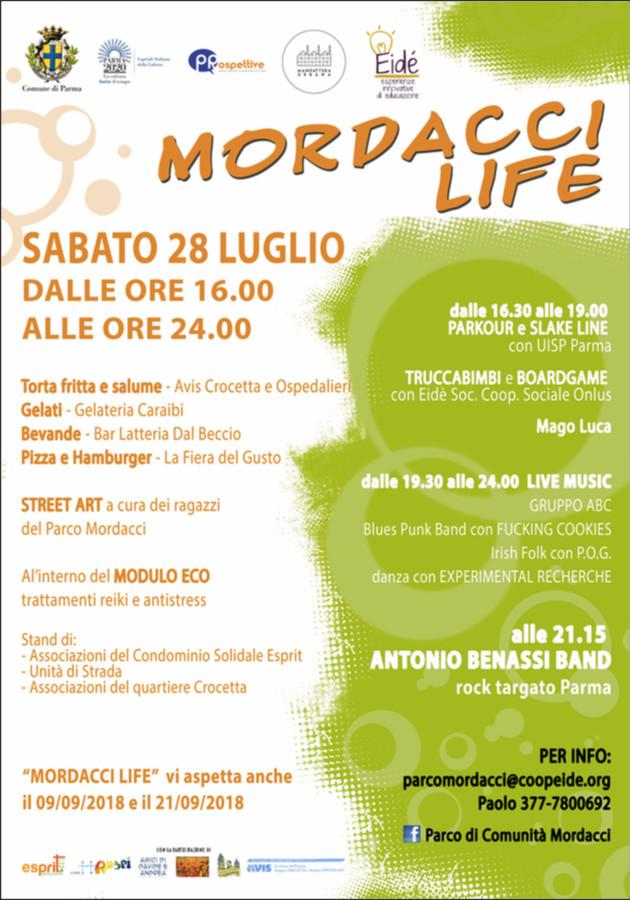 "Mordacci Life"""