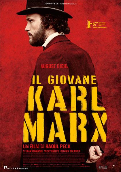 Il giovane Carl Marx all'Arena estiva Astra Cinema