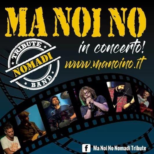 "Concerto dei ""Ma noi no"" a Neviano"