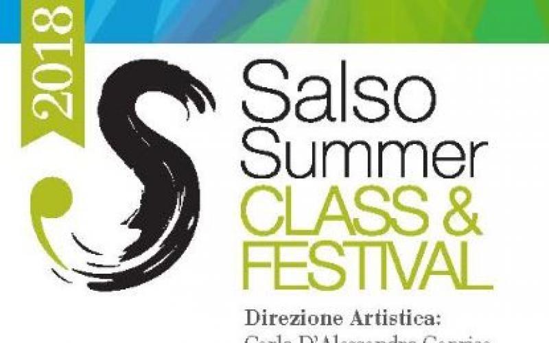 Salso Summer Class & Festival 2018