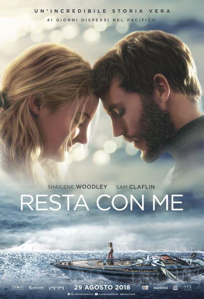 Anteprima Stagione cinematografica 2018-2019  RESTA CON ME all'Arena estiva Astra Cinema