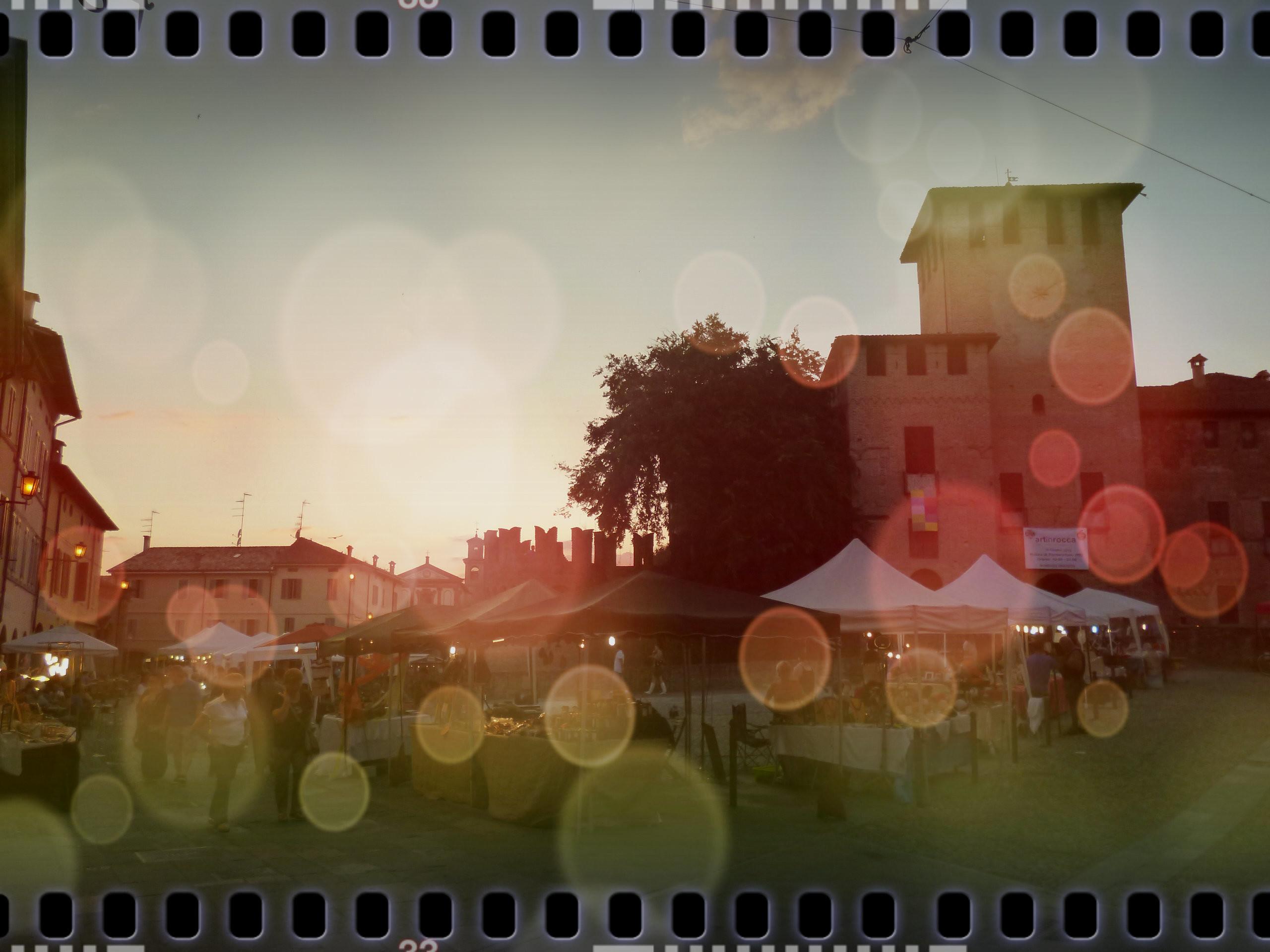 La Fiera di Ferragosto a Fontanellato  dura 9 giorni!