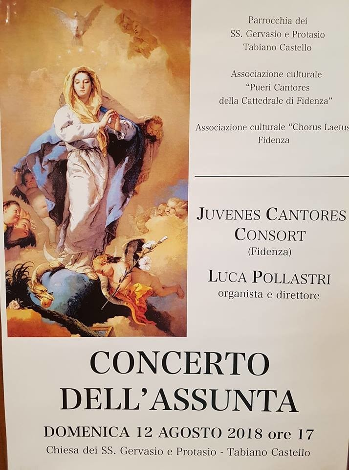 Concerto dell'Assunta a Tabiano