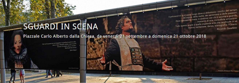 Verdi Off : Sguardi in scena Mostra fotografica diROBERTO RICCI