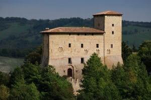 Visita del Castello di Pellegrino