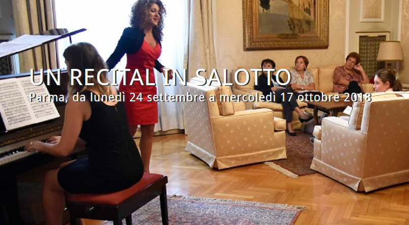 Verdi Off :  un recital in salotto