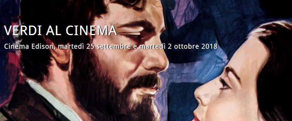 Verdi Off : Verdi al cinema