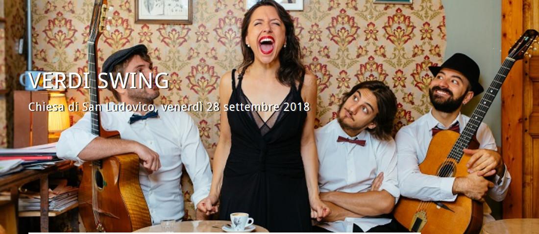 Verdi Off :  Verdi swing