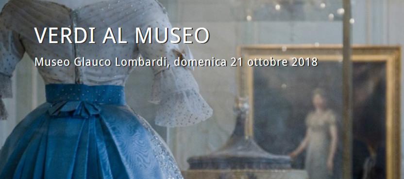 Verdi Off :  Verdi al museo
