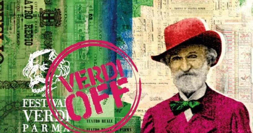 "Verdi Off :  ""Terra"" Gala in nero"