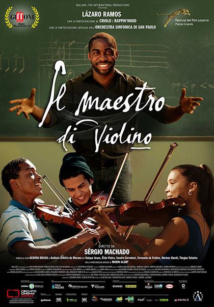 Anteprima Stagione cinematografica 2018-2019  IL MAESTRO DI VIOLINO all'Arena estiva Astra Cinema