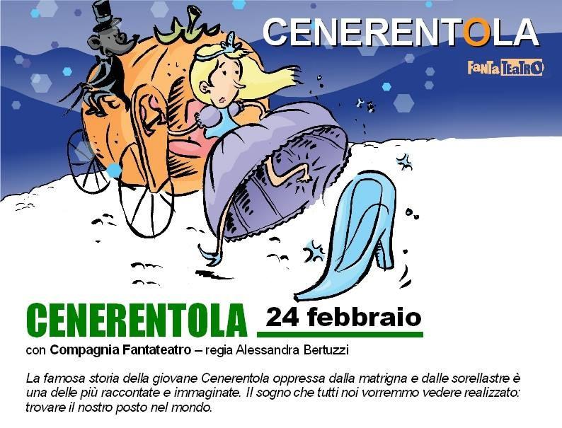 Stagione Ragazzi  del NTP: CENERENTOLA