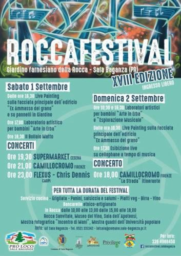 RoccaFestival 2018