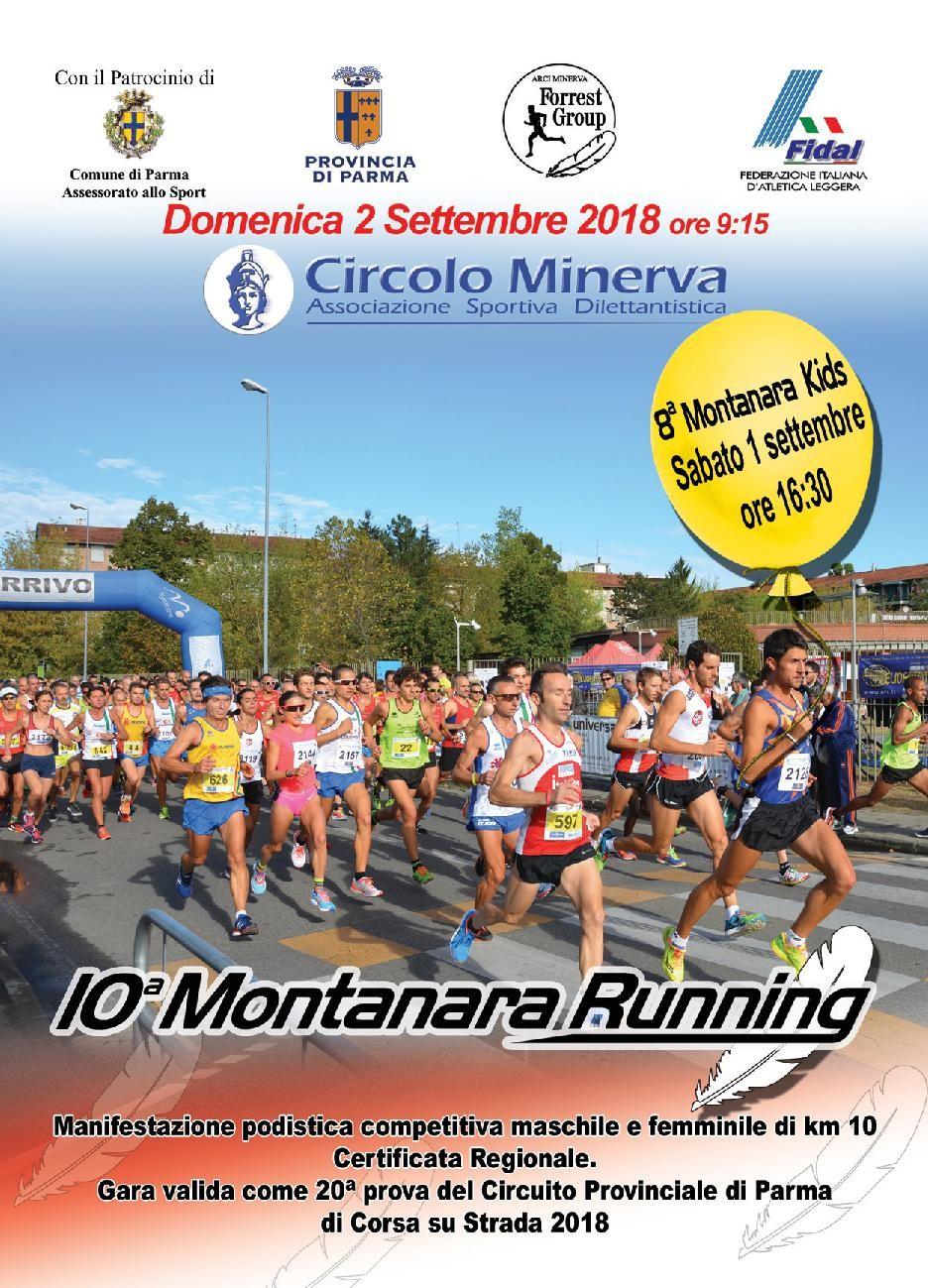 Montanara running