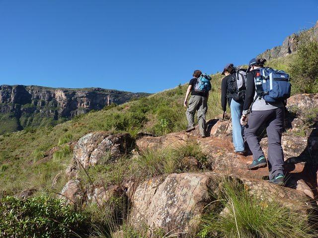 Escursione panoramica verso la madonna dell'Orsaro-