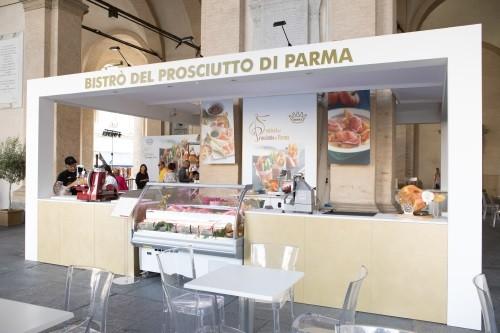 Festival del prosciutto , programma del 8 settembre al Bistrò del Prosciutto di Parma