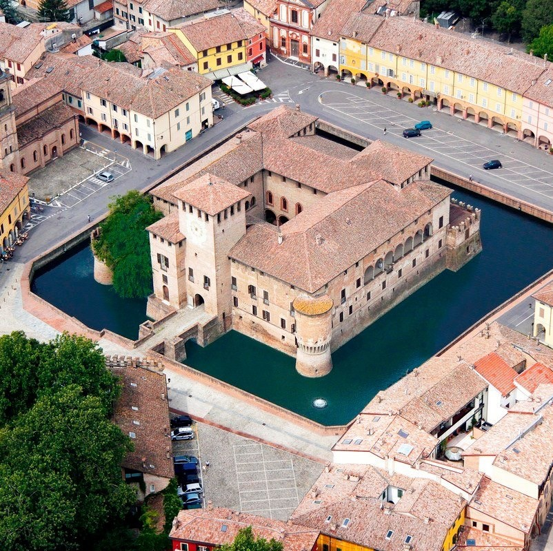 Apertura straordinaria della Torre Rotonda della Rocca di fontanellato