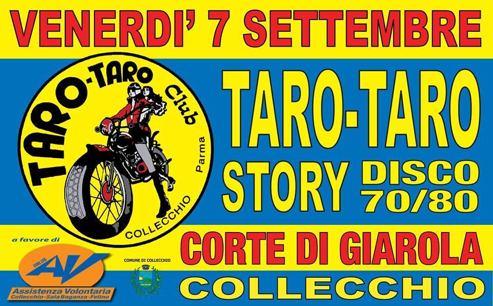 TARO-TARO STORY ALLA CORTE DI GIAROLA
