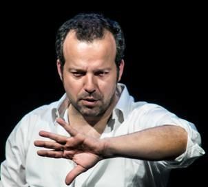 IN NOME DEL PADRE  uno spettacolo di e con Mario Perrotta al Teatro di Ragazzola