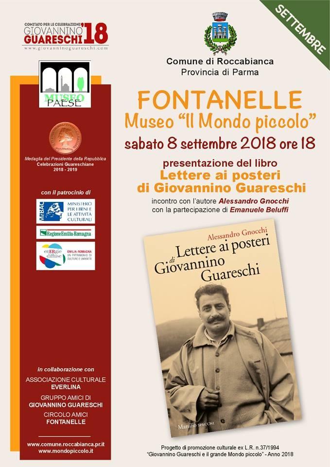 """""""Lettere ai posteri di Giovannino Guareschi"""", presentazione del libro"""