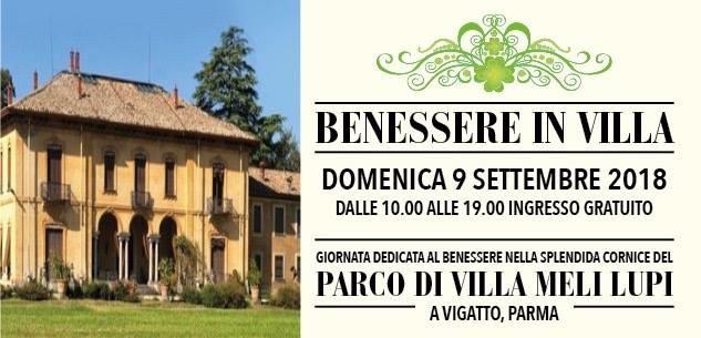 Benessere in Villa a Vigatto