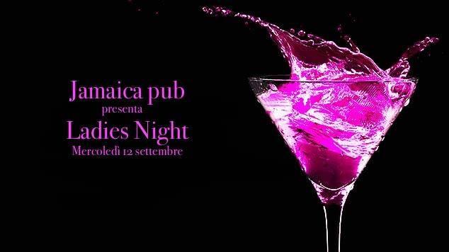 Ladies Night al Jamaica pub