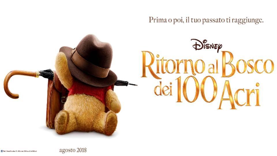 Al cinema Cristallo di Borgotaro  RITORNO AL BOSCO DEI 100 ACRI
