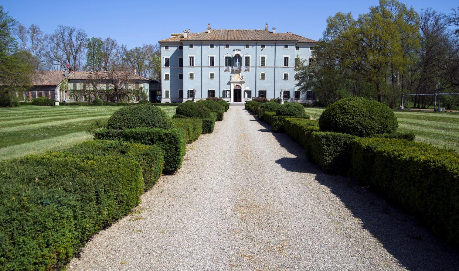 Apertura straordinaria di Villa Malenchini
