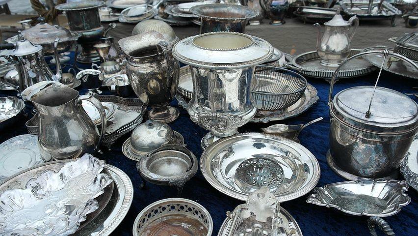 Mercato dell'antiquariato a  Borgotaro
