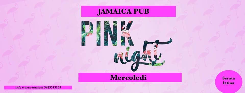 Pink night al Jamaica pub