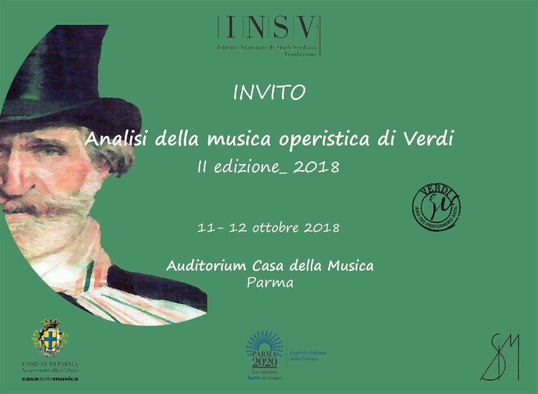 """""""Analisi della musica operistica di Verdi"""
