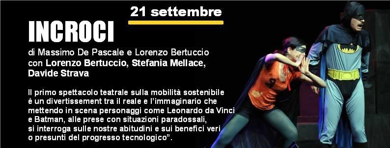 INCROCI di Massimo De Pascale e Lorenzo Bertuccio