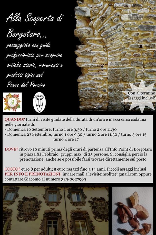 Le Visite Insolite: alla scoperta Borgotaro