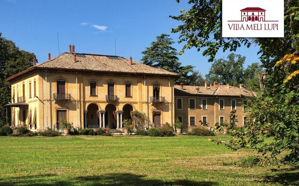 Villa Meli Lupi apre le porte al pubblico per Le Giornate Europee del Patrimonio