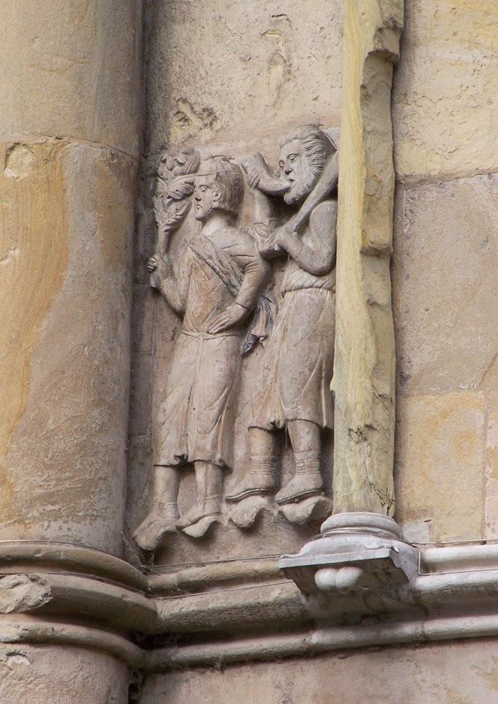 GEP 2018 - qualche curiosità attorno alla Cattedrale di Fidenza: l'olifante