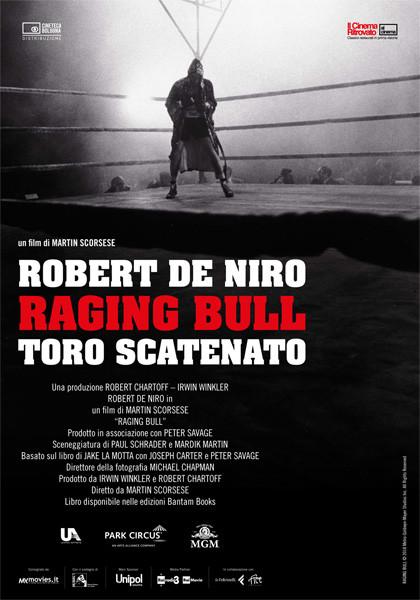 """""""Il Cinema Ritrovato""""  TORO SCATENATO  di Martin Scorsese al cinema Astra"""