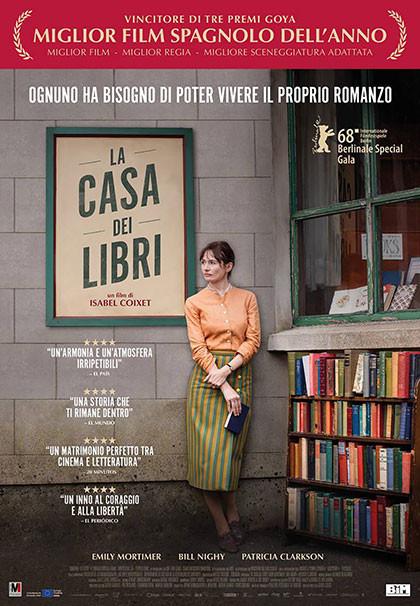 The Original Onesi al CINEMA D'AZEGLIO-PARMA: The Bookshop