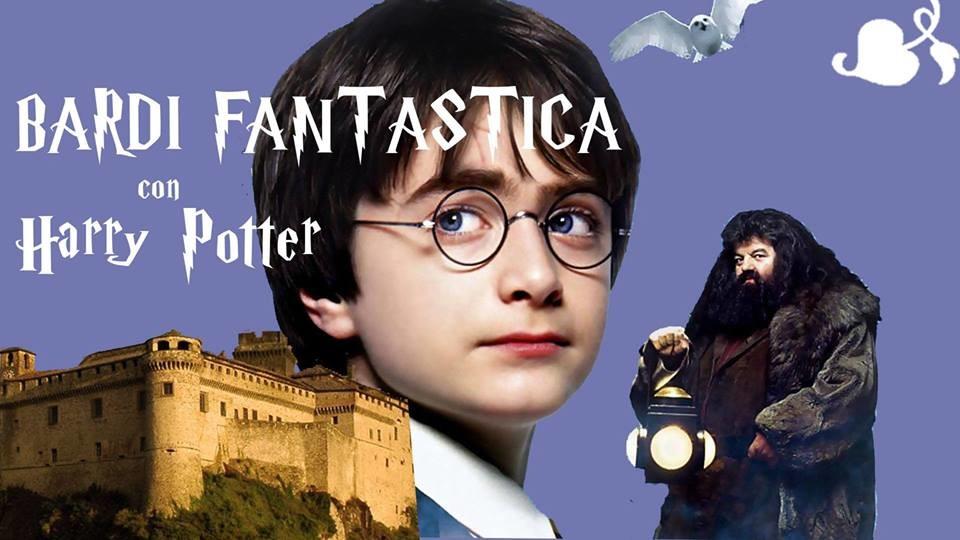 Bardi fantastica con Harry Potter