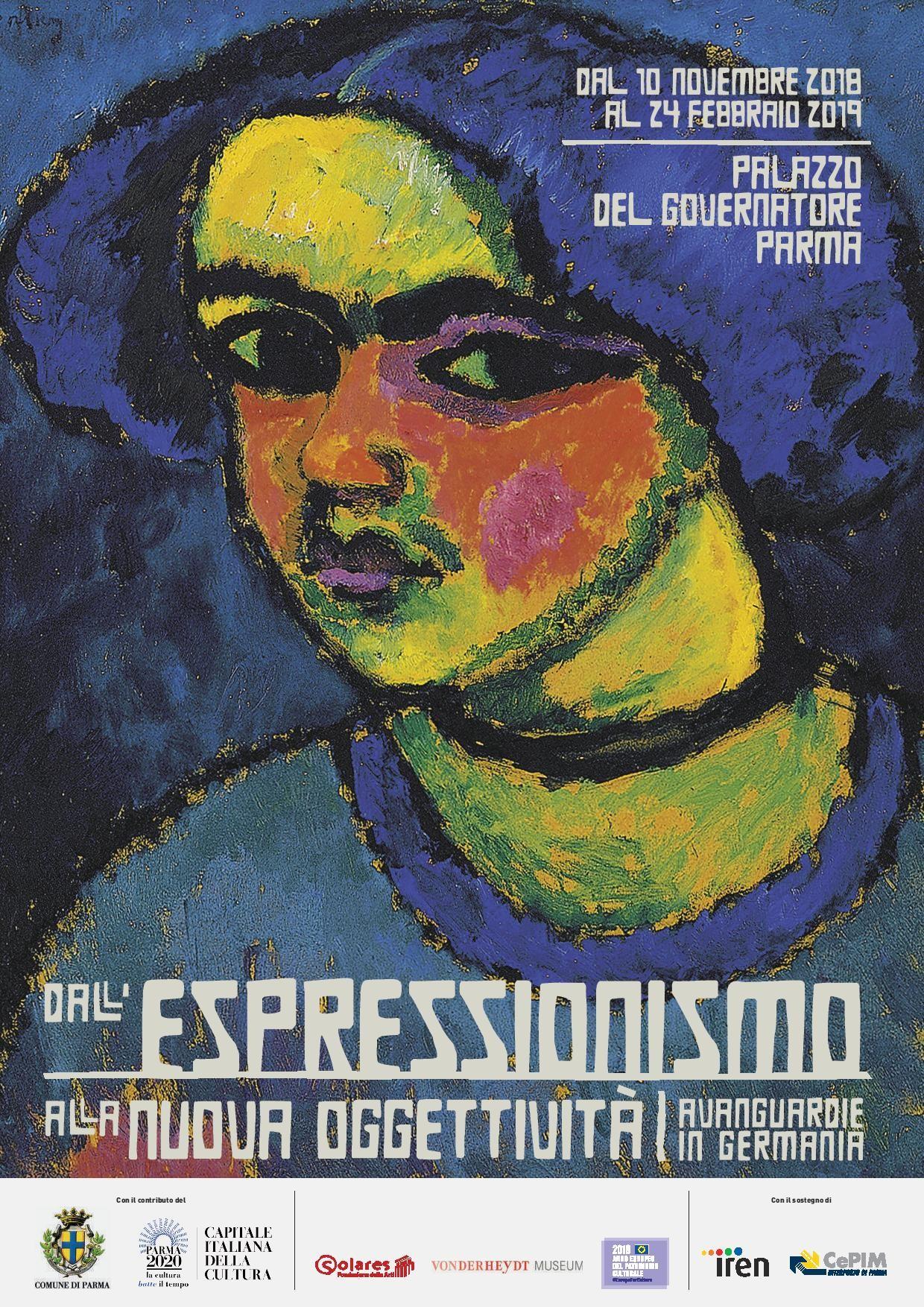 Dall'Espressionismo alla Nuova Oggettività  Avanguardie in Germania a Palazzo del Governatore