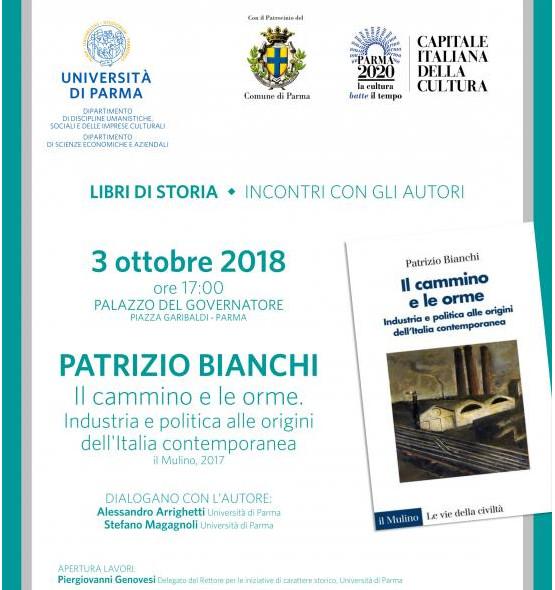 """RASSEGNA """"LIBRI DI STORIA – INCONTRI CON GLI AUTORI"""" a Palazzo del Governatore"""