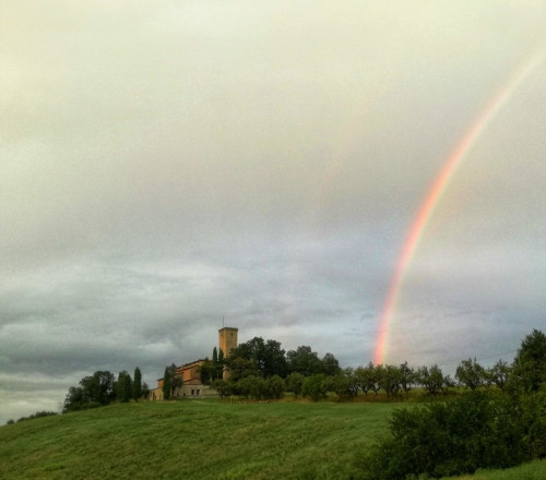 """""""Oh, che bel Castello"""" al castello di Contignaco,  prima Giornata dei Castelli Aperti  dell'Emilia-Romagna"""