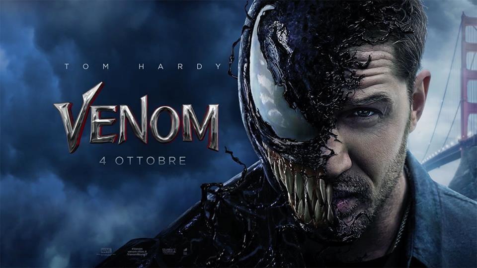 Al cinema Odeon di Salsomaggiore VENOM