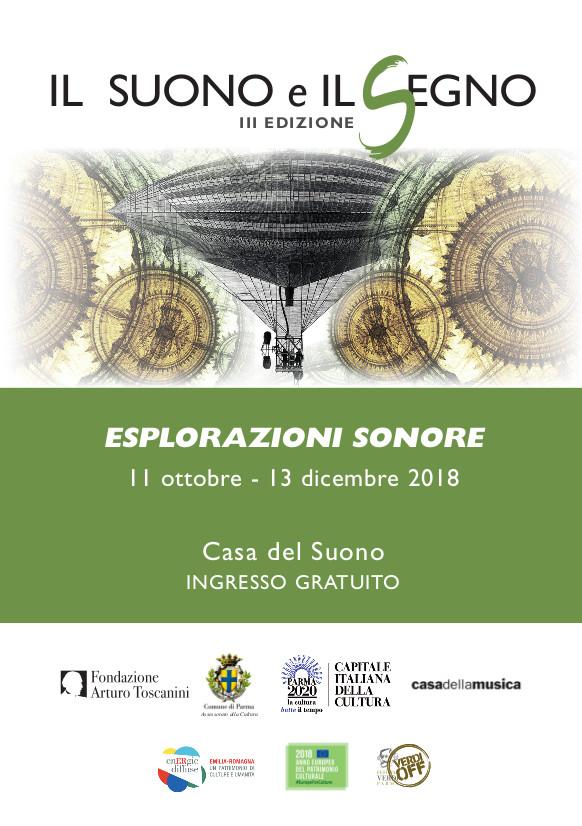 IL SUONO E IL SEGNO La nuova edizione ospitata dalla Casa del Suono.
