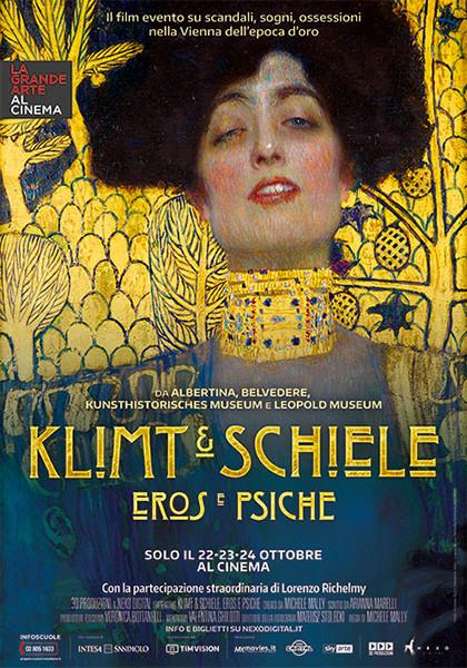 Klimt & Schiele -Eros e Psiche al Cinema Astra Parma