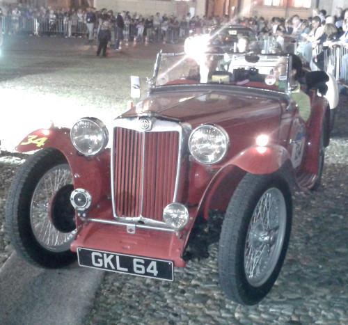 La  Mille Miglia 2019 passerà da Parma il 18 Maggio 2019