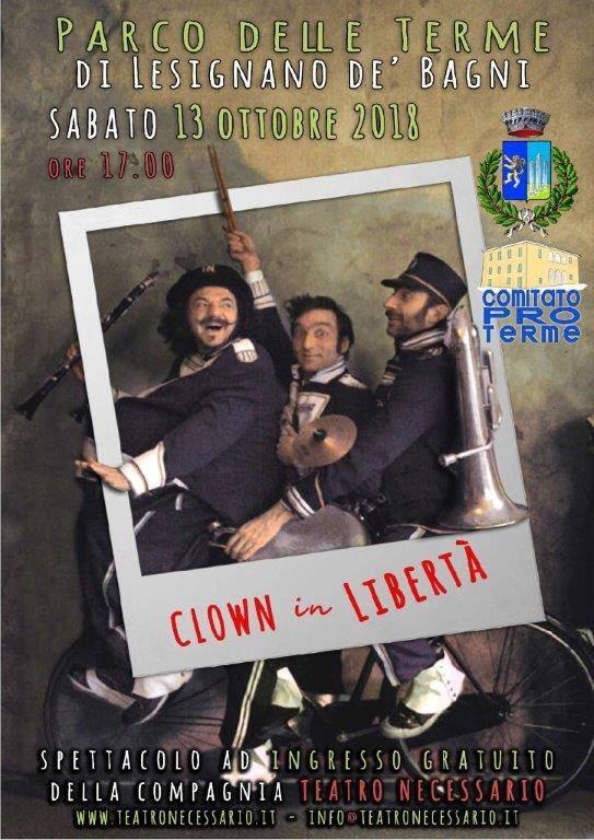 """Spettacolo della compagnia """"Teatro Necessario"""" a Lesignano"""